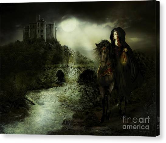Guinevere Canvas Print