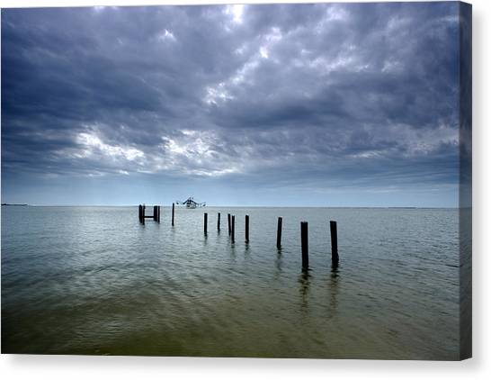 Gulf Coast Canvas Print