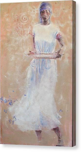 Gullah Princess Canvas Print