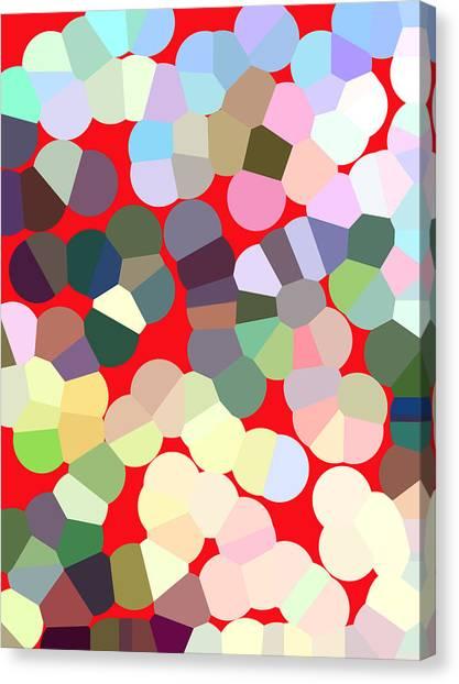 Gumbo Canvas Print by Diana Gonzalez