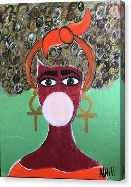 Canvas Print - Gummy by NiKita Hill