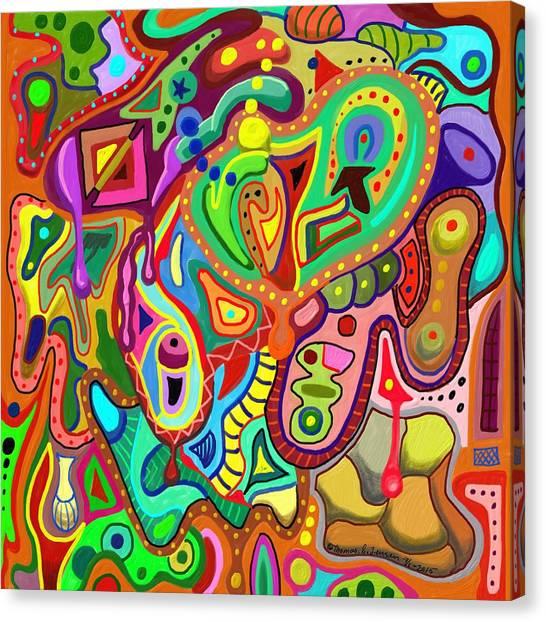 Gumstore Canvas Print