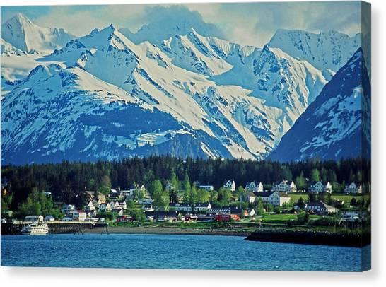 Haines - Alaska Canvas Print