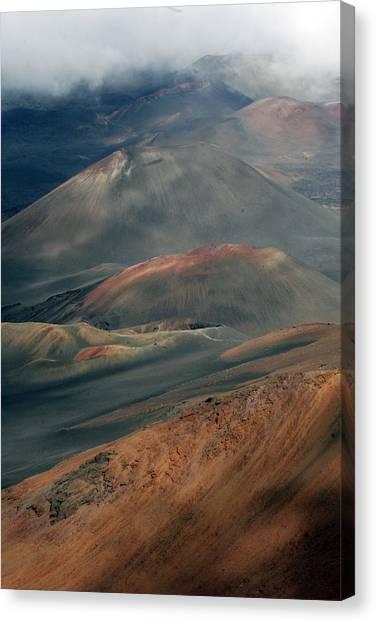 Haleakala, Maui IIi Canvas Print