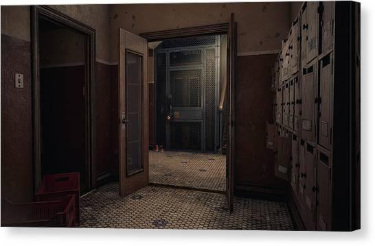 Half Life Canvas Print - Half-life 2 by Maye Loeser