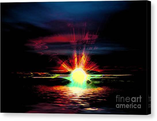 Hallucination Canvas Print
