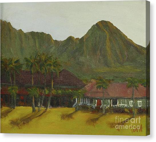 Hanalei Canvas Print