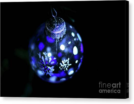 Handpainted Ornament 003 Canvas Print