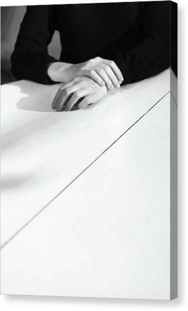 Hands #3110 Canvas Print