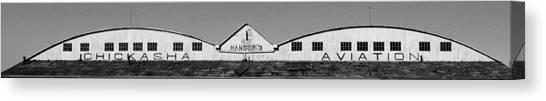 Hangar Canvas Print