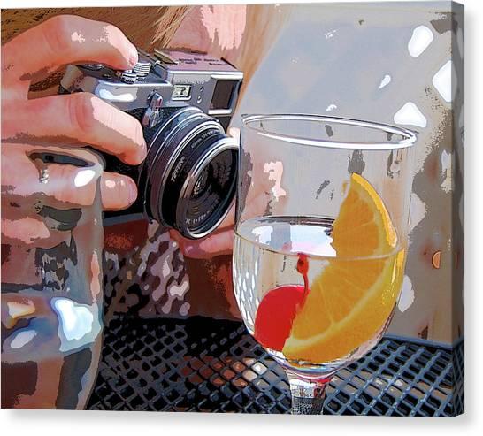 Happy Hour @ Mpbts Canvas Print