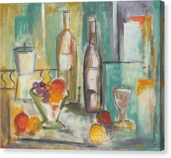 Happy Hour I Canvas Print