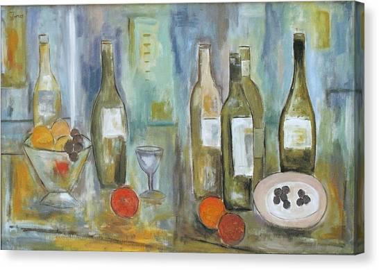 Happy Hour II Canvas Print