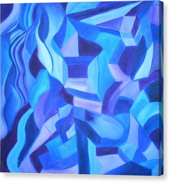 Harmeny Canvas Print by Joseph  Arico