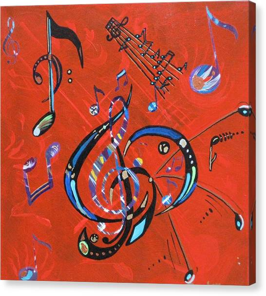Harmony I Canvas Print