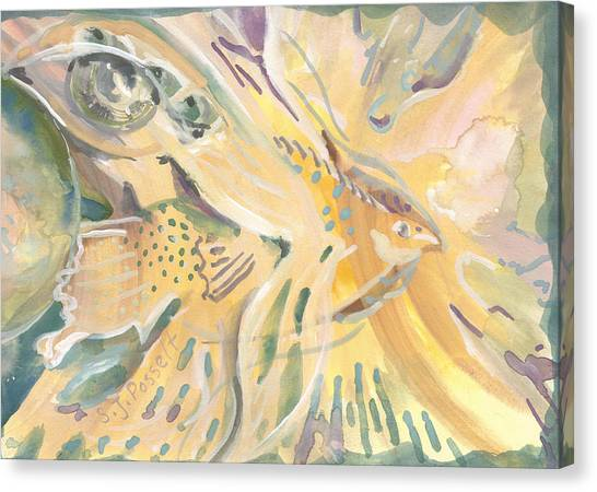 Harmony On Earth Canvas Print