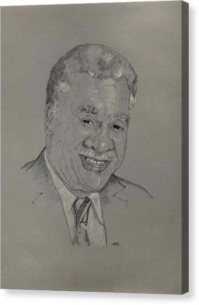 Harold Washington  Canvas Print