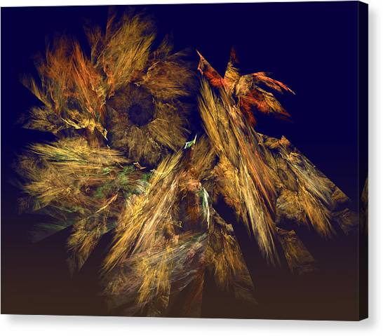 Harvest Of Hope Canvas Print