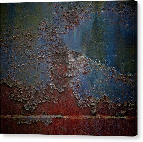 Canvas Print - Haunted by Murray Bloom