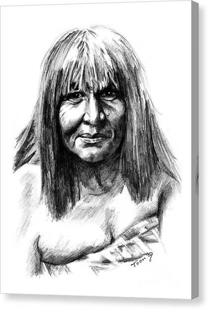 Havachachi Canvas Print