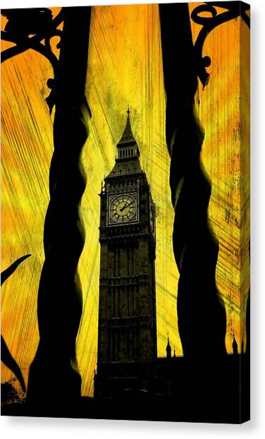 Have You The Time Canvas Print by JAMART Photography