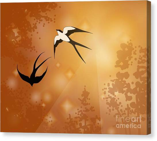 Haven Song Canvas Print