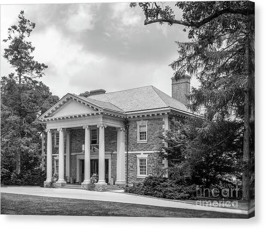 Haverford College Roberts Hall Canvas Print