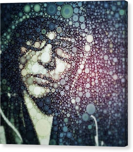Canvas Print - Having Some #fun With #percolator :3 by Maura Aranda