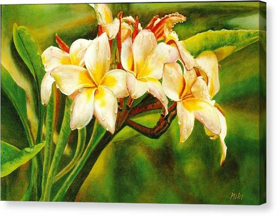 Hawaii Beauty Canvas Print