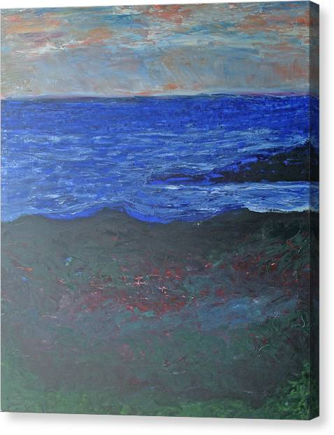 Hawaii Horizon Canvas Print