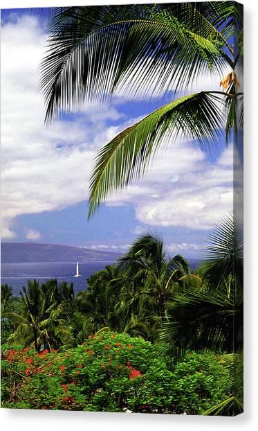 Hawaiian Fantasy Canvas Print