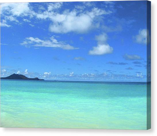 Hawaiian Waters Canvas Print