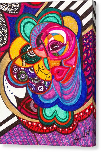 Heart Awakening - IIi Canvas Print