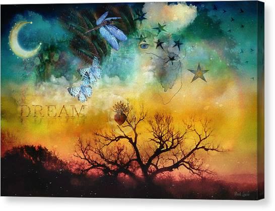 Heart Dream Canvas Print