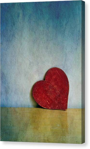 Heartfull Canvas Print