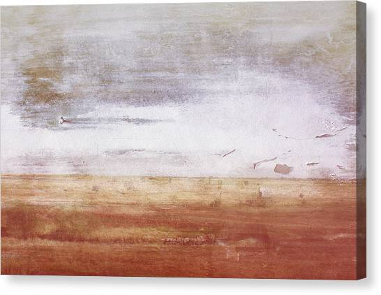 Landscape Canvas Print - Heartland- Art By Linda Woods by Linda Woods