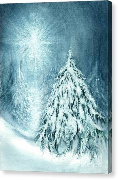 Heaven And Nature Sing  Canvas Print