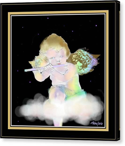 Heavenly Serenade Canvas Print