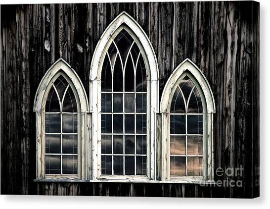 Heaven's Reflection Canvas Print