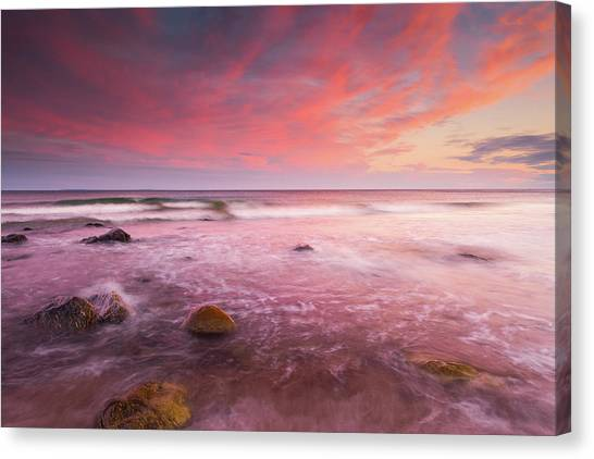 Heavenspeak Canvas Print