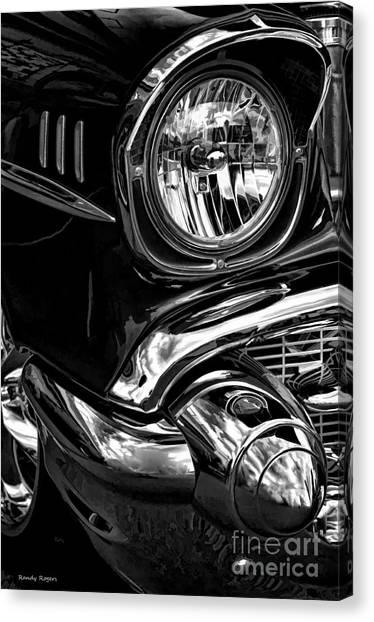 Heavy Chevy Canvas Print