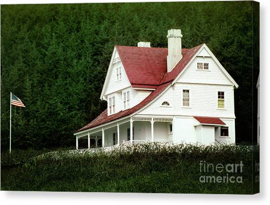 Seaside Home Canvas Prints (Page #36 of 37) | Fine Art America