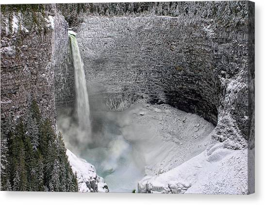 Helmcken Falls Canvas Print