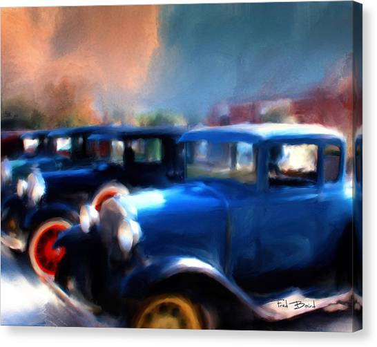 Henry Ford Weekend  2 Canvas Print