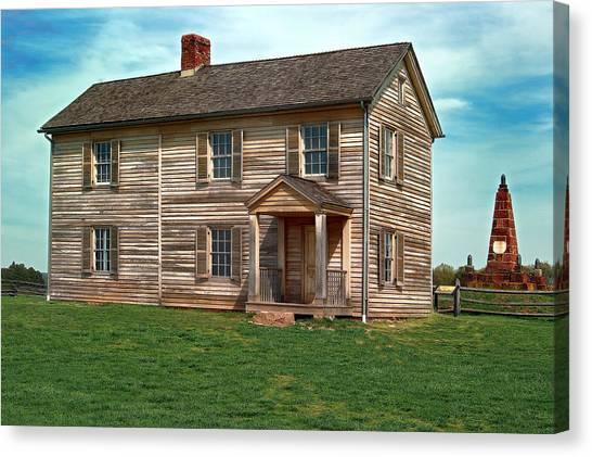 Henry House Hill  Canvas Print