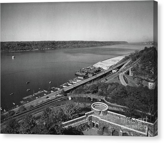 Henry Hudson Parkway, 1936 Canvas Print