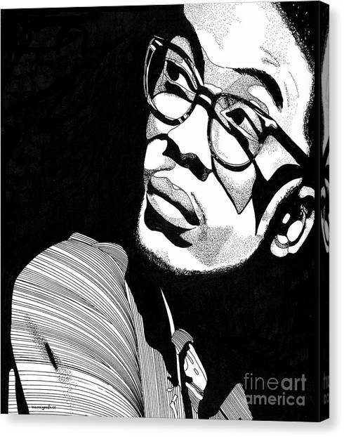 Herbie Hancock Canvas Print