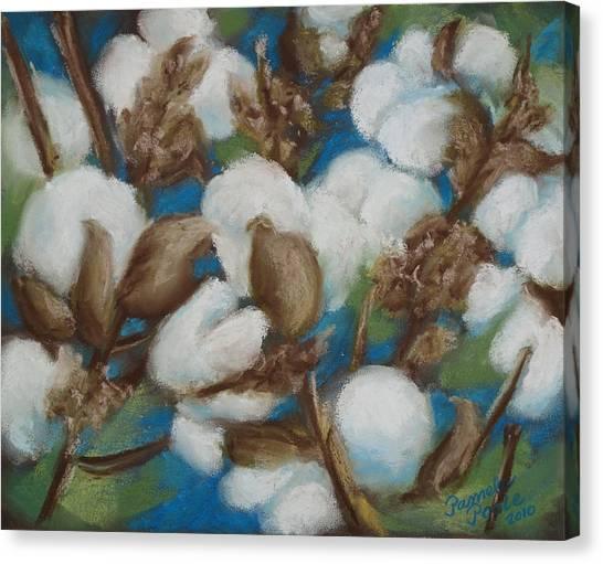 Heritage Corridor Cotton Canvas Print