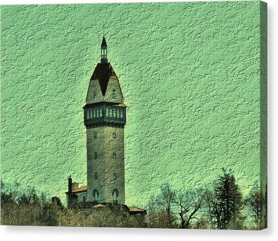Heublein Tower Canvas Print