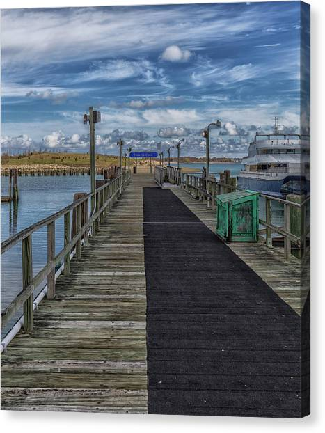 Hewitts Cove Canvas Print